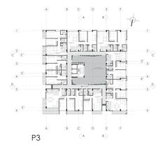Image 12 of 19 from gallery of Vivalto Building / Najas Arquitectos. Floor Plan