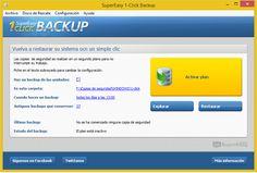 SuperEasy 1-Click Backup Free Grátis | hardwareysoftware.net