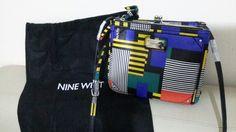 My new li'l baby #9west_handbags 👜👜