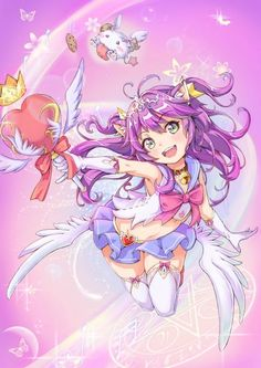 Star Guardian Lulu by CeNanGam (2) HD Wallpaper Background Fan Art Artwork League of Legends lol