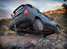 Advice about off-roading with a forester. - Subaru Forester Owners Forum