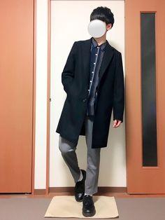 いつも見ていただきありがとうございます(^^) チェスターコートコーデです! Normcore, How To Wear, Style, Fashion, Swag, Moda, Fashion Styles, Fashion Illustrations, Stylus