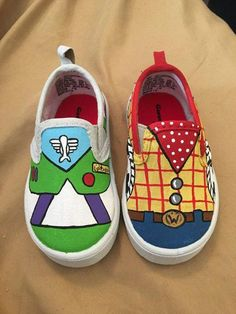 Toy story cowboy space ranger themed shoes - Toys for years old happy toys Toy Story Theme, Toy Story Party, 2nd Birthday Party Themes, Baby Birthday, Birthday Ideas, Toy Story Birthday Cake, Bolos Toy Story, Festa Toy Store, Imprimibles Toy Story