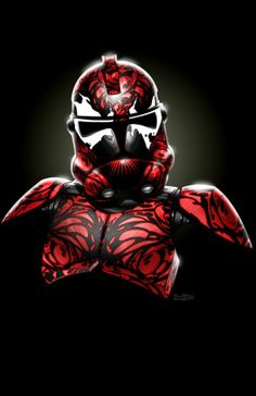 Marvel Superheroes Reimagined As Clone Troopers - Neatorama---These would make awesome cosplay!