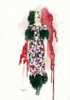 Illustrations by Aleksandra Stanglewicz