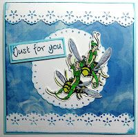 Created by Rilliska for the Cards for Maddy Drive at Simon Says Stamp. June 2013