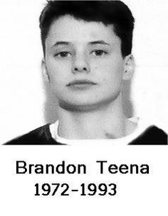 Of crime brandon The scene teena photos murder