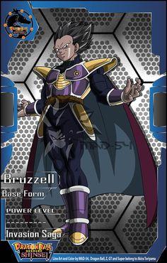 Bruzzell (Invasion Saga) by MAD-54