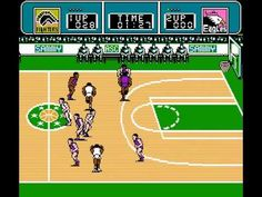Ultimate Basketball by Sammy for the Nintendo Entertainment System #NES - Longplay by Wounded Turtle