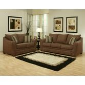 Found it at Wayfair - Empire Chenille Sofa and Loveseat Set