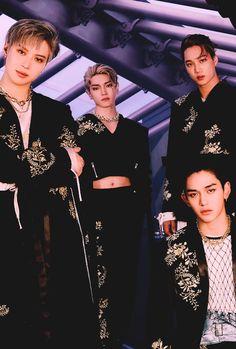 Capitol Records, Baekhyun, Taemin And Kai, Superm Kpop, Man Crush Everyday, Lucas Nct, Nct Taeyong, Pop Bands, Actor Model