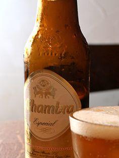 Mi cerveza :D Alhambra Especial Granada, Wine, Bottle, Drinks, Cooking, Ale, Grenada, Drinking, Beverages