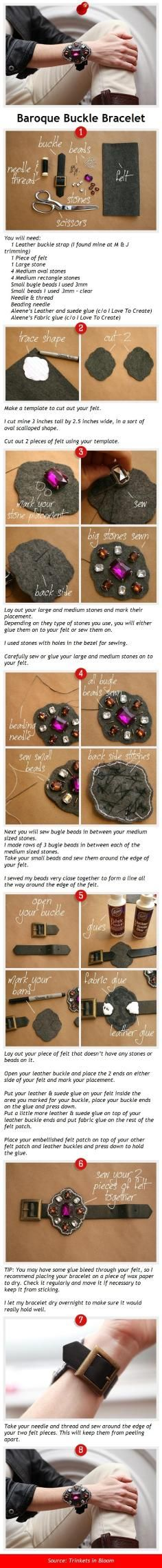 DIY Tutorial DIY Bracelet / DIY Bracelet - Bead&Cord