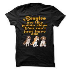 Beagles Like Potatochips