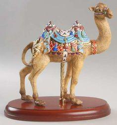 lenox carousel animals; camel