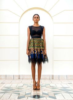 Taibo Bacar's F/W 2013 lookbook