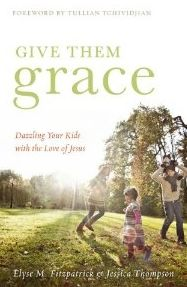 http://shop.elysefitzpatrick.com/Give-Them-Grace-In-stock-Now-GTG.htm    What makes Christian parenting distinctly Christian? More pointedly, what would make your parenting different from that of a Mormon or moral athiest?