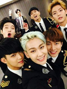 BTOB ~ in the past, present and future, I love you forever (예지앞사) Hyunsik Btob, Yook Sungjae, Lee Minhyuk, K Pop, Kdrama, Im Hyun Sik, Born To Beat, Nct, Golden Child