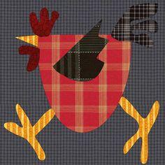 Scrambled Eggs Tablerunner PDF Pattern by madcreekdesigns on Etsy