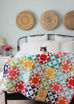 V and Co — Endless Summer Quilt Pattern-PDF