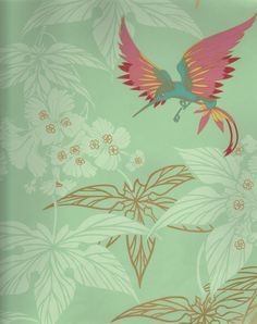Wallpaper ideas - Osborne & Little Grove Garden