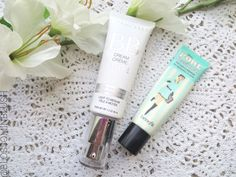 Blossom in Blush - Marcelle BB Cream Matte & Benefit POREfessional primer
