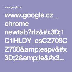 www.google.cz _ chrome newtab?rlz=1C1HLDY_csCZ708CZ708&espv=2&ie=UTF-8