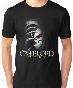 Overlord - Ainz Ooal Gown - Version 1 Unisex T-Shirt.   6254407c7f