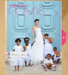Revista Conceito AV Noivas + Leia On Line todas as dicas de casamento | www.andreavelame.com.br