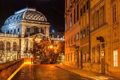Check out Histroic part of vienna by ChristianThür Photography on Creative Market Night City, Architecture Photo, Vienna, Castle, Louvre, University, Christian, Mansions, Pictures
