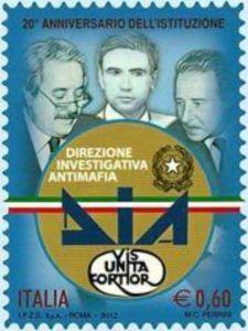 20th Anniversary of the Anti-Mafia Investigation Department