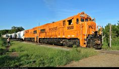 RailPictures.Net Photo: PICK 9500 Pickens Railroad GE U18B at Anderson, South Carolina by J.A. Muscarella