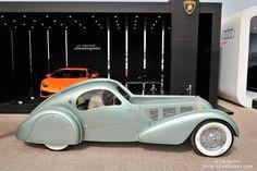 1935 Bugatti Type 57 Aerolithe Electron Coupe - https://www.luxury.guugles.com/1935-bugatti-type-57-aerolithe-electron-coupe/