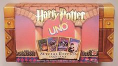 Uno Card Game, Card Games, The Sorcerer's Stone, Harry Potter, Comics, Cards, Ebay, Cartoons, Maps