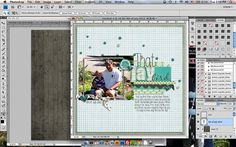 Tutorial Tuesday: How To Make a Template