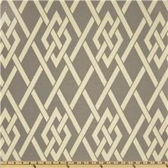 P Kaufmann Indoor/Outdoor Secret Gate Pewter Outdoor Fabric, Indoor Outdoor, Outdoor Curtains, Custom Made Curtains, Geometric Fabric, Fabric Rug, Cushion Fabric, Pewter Grey, Libros