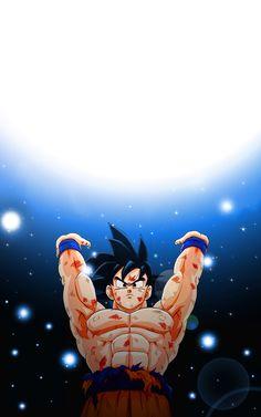 just a childhood hero Dragon Ball Gt, Wallpaper Animé, Akira, Foto Do Goku, Majin, Inspiration Artistique, Got Dragons, Digimon Adventure Tri, Goku Super