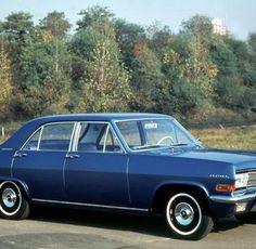 Tradition: 50 Jahre Opel Kapitän, Admiral, Diplomat - Dreigestirn für die Königsklasse