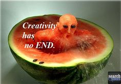 Creativity has no end.  #inspired  For more quotes visit www.searchquotes.com