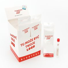 jednorazowe alkotesty I modern branding with test and drive disposable breathalyser