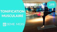 C'est le 3ème mois du programme «  6 mois pour mincir », et Lucile Woodward, coach sportif, vous a préparé une séance de renforcement musculaire, qui mélange yoga et fitness. Pour obtenir des résultats, mangez équilibré et si vous le pouvez, faites vous accompagner d'un nutritionniste. >> A pratiquer plusieurs fois par semaine et à combiner avec la séance cardio du 3eme mois. Pensez également à pratiquer la séance de stretching 1 fois par semaine. Vidéos du 1er mois: Cardio ...