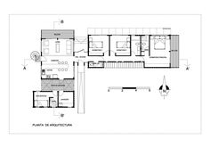 Liray-House-ISBU-Chile-floor-plan.jpg (1000×706) 3bed 2 1/2 bath (5 shipping containers)