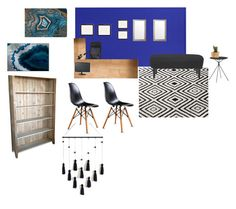 Black and white by sara-rezvanpour on Polyvore featuring interior, interiors, interior design, home, home decor, interior decorating, Tom Dixon, DutchCrafters, ferm LIVING and Leick