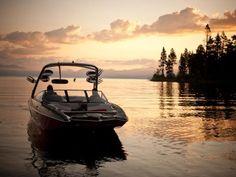 take me boating on the lake!