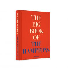 "On Sharkey's Shelf: ""The Big Book of the Hamptons"""