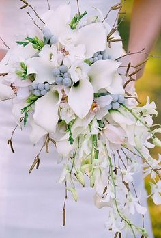color bouquet by deBruyn Designs, via Flickr