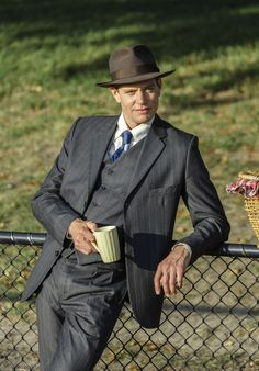 Detective Inspector Jack Robinson (Nathan Page) in 'Marked For Murder' (Series 2, Episode 6)