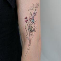 24 Tattoos That Highlight Femininity Better Than a Little Black Dress 24 Tattoos That Highlight Femininity […] The post 24 Tattoos That Highlight Femininity Better Than a Little Black Dress appeared first on How To Be Trendy. Flower Wrist Tattoos, Small Flower Tattoos, Flower Tattoo Designs, Small Tattoos, Small Feminine Tattoos, Delicate Flower Tattoo, Fake Tattoos, Temporary Tattoos, Tatoos