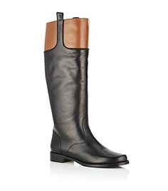 bally riding boot. $1000.