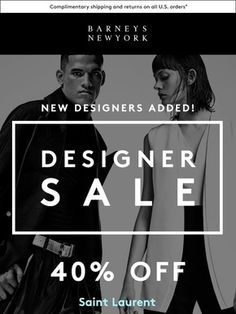 barneys email designs - Google Search
